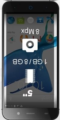 ZTE Blade L6 smartphone
