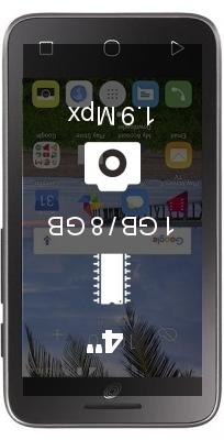 Alcatel Pixi Unite smartphone