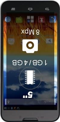 ZTE Grand X Quad v987 smartphone