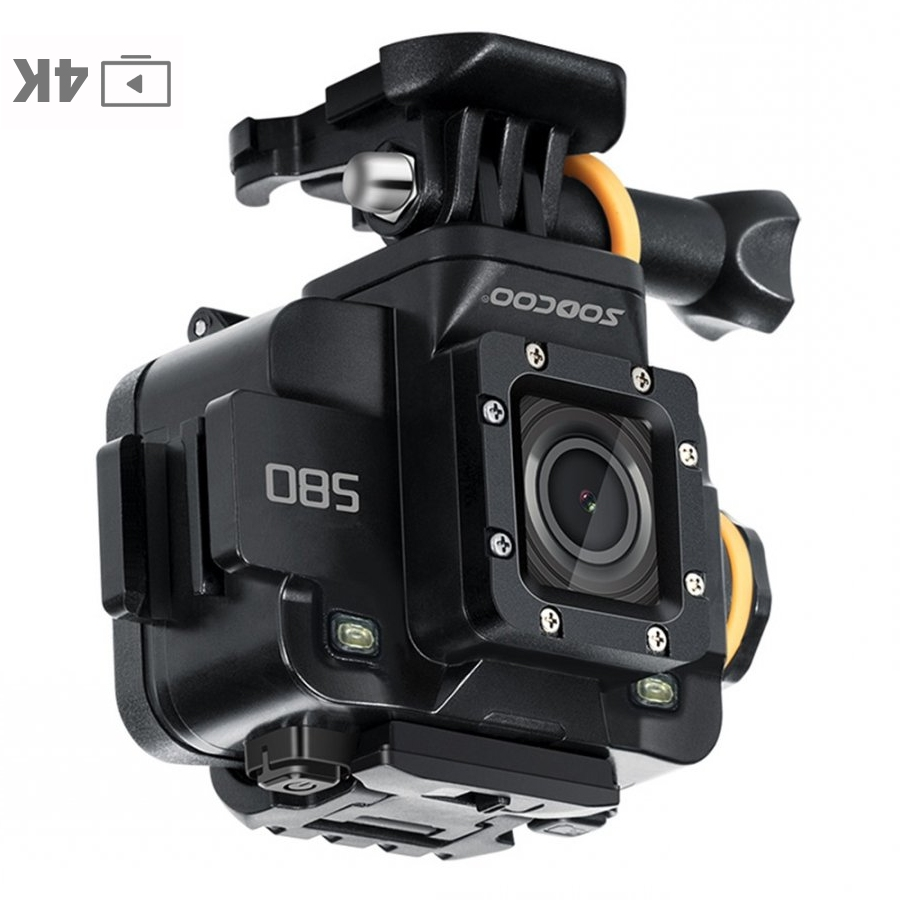 SOOCOO S80 action camera