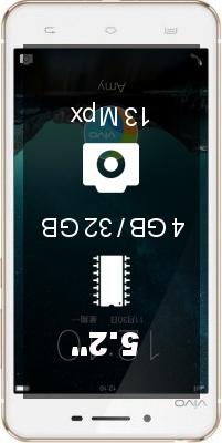 Vivo X3F smartphone
