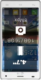 LG Optimus 4X HD P880 smartphone