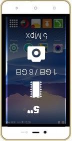 Videocon Delite 11+ smartphone