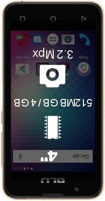 BLU Advance 4.0 L3 smartphone
