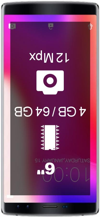 DOOGEE BL12000 smartphone