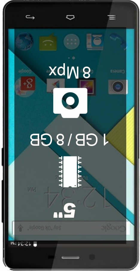 BLU Studio Energy smartphone