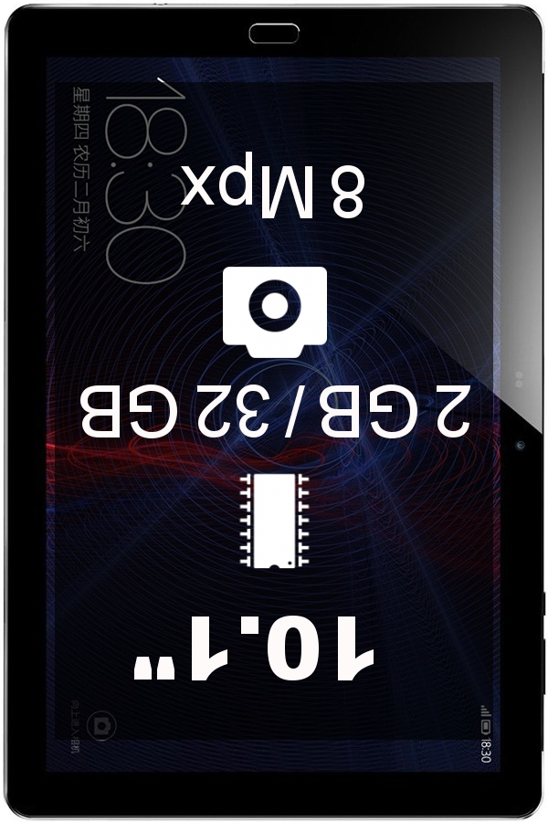 Onda V10 Plus tablet