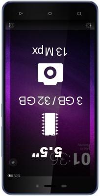 Walton Primo NX4 smartphone