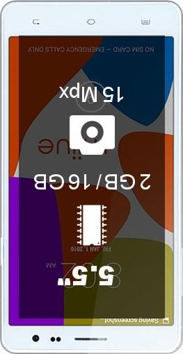 Mijue T100 smartphone