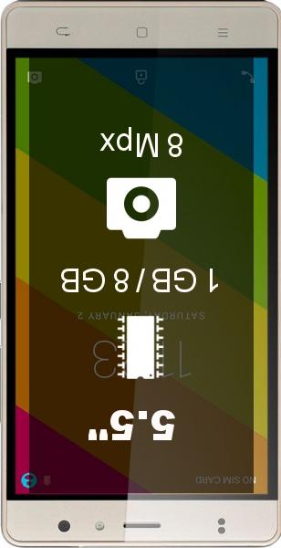 Mpie Y12 smartphone