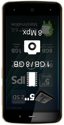 Allview P6 Lite smartphone