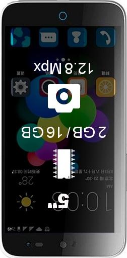 ZTE Blade A1 16GB smartphone