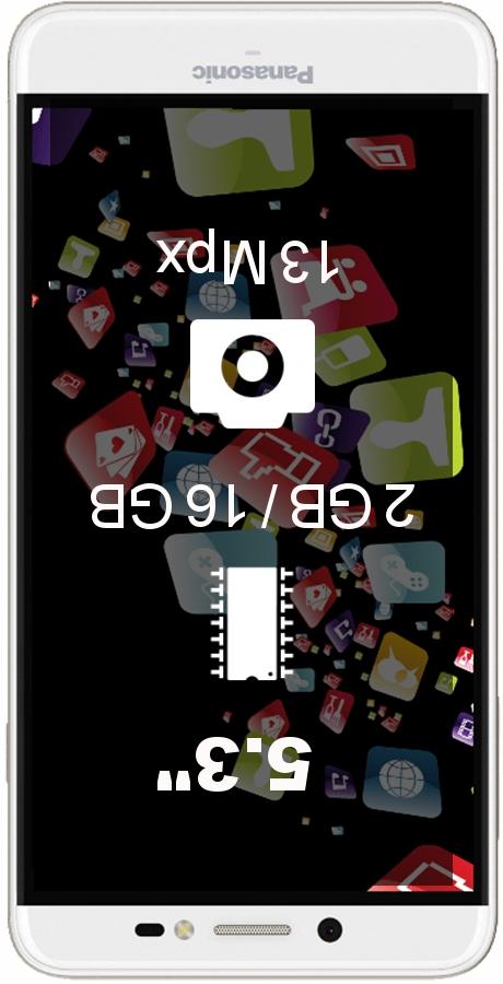 Panasonic P88 smartphone