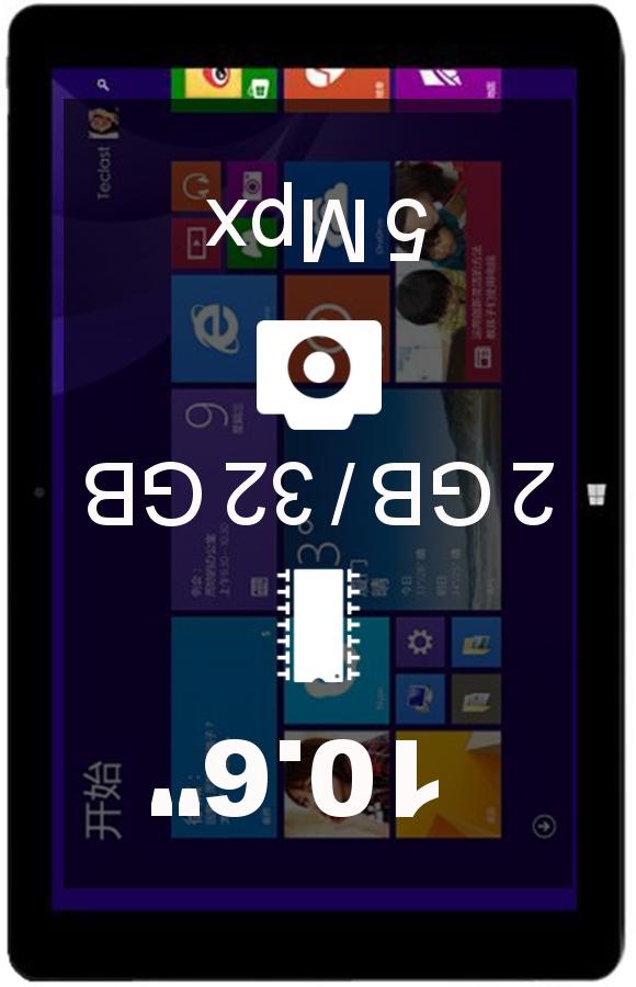 Teclast X16HD 3G 32GB tablet