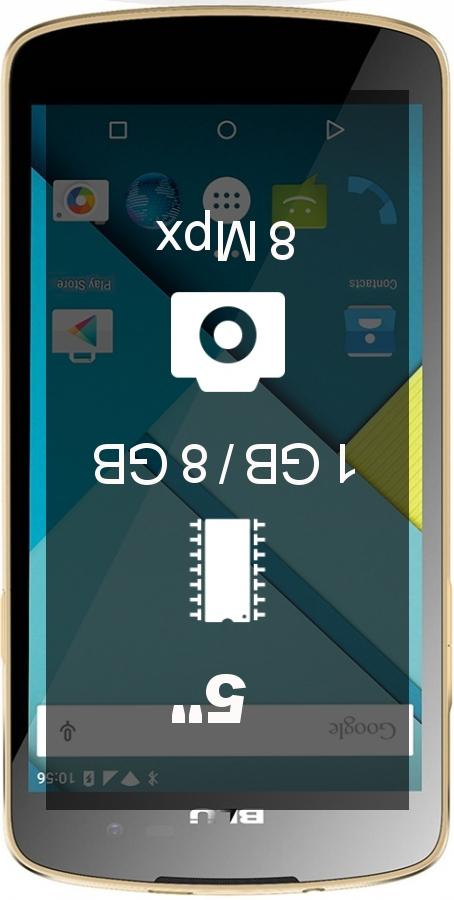 BLU Studio X smartphone
