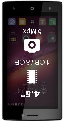 Walton Primo E6 smartphone