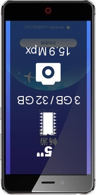 ZTE Nubia Z11 mini smartphone