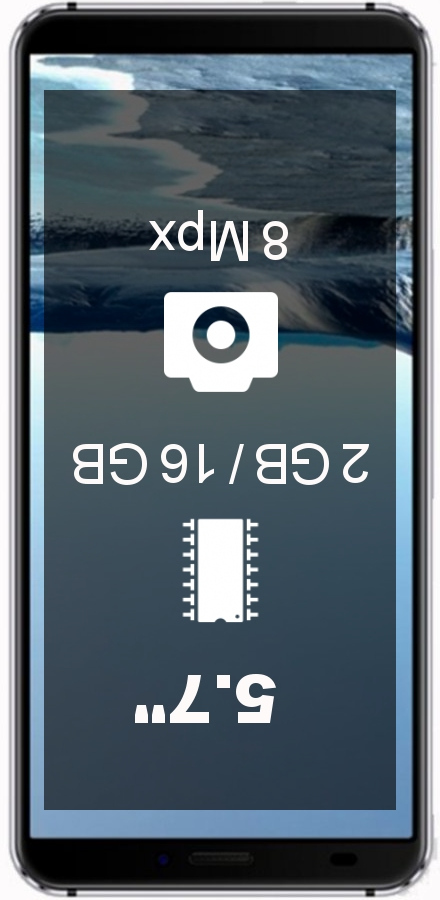 Blackview S6 smartphone