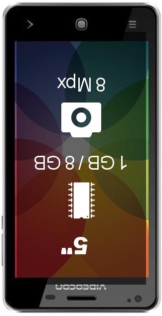 Videocon Infinium Z51 Nova Plus smartphone