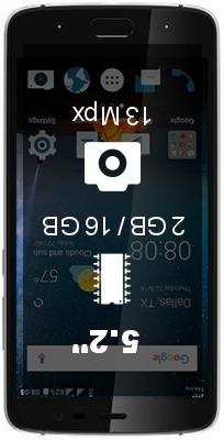 ZTE Blade V8 Pro smartphone