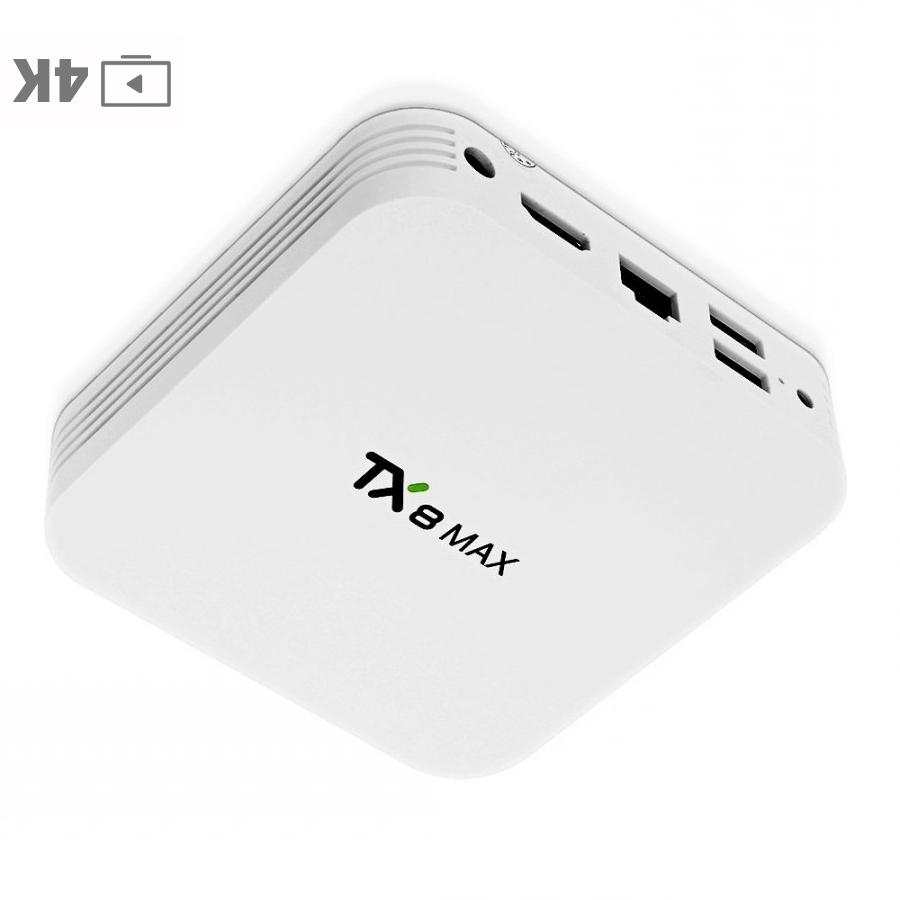 Tanix TX8 MAX 3GB 16GB TV box