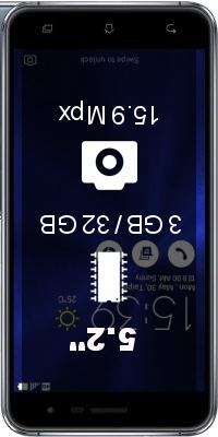 ASUS ZenFone 3 ZE520KL 3GB 32GB smartphone