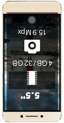 LeEco (LeTV) Le Pro 3 Elite smartphone