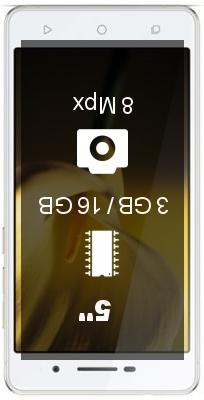Coolpad Fancy Pro smartphone