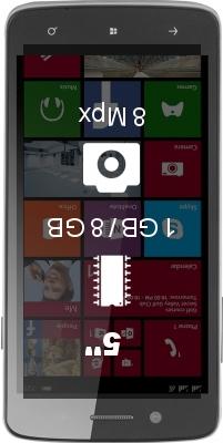 Prestigio MultiPhone 8500 DUO smartphone