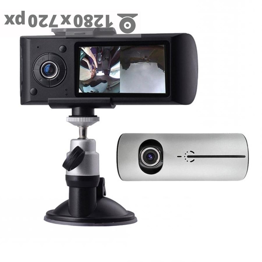 Podofo X3000 Dash cam