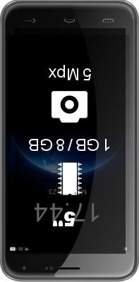 HOMTOM HT3 smartphone
