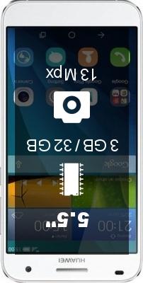 Huawei Ascend G7 Plus PRIO-L02 3GB 32GB smartphone