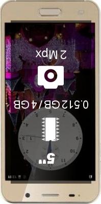 Jiake S700 smartphone