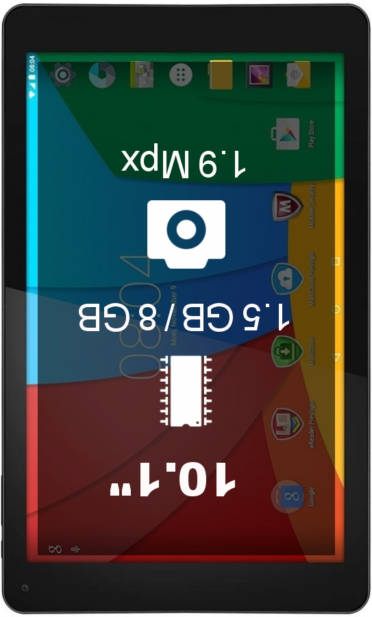 Prestigio MultiPad Wize 3331 3G tablet