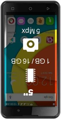 QMobile X700 Pro Lite smartphone