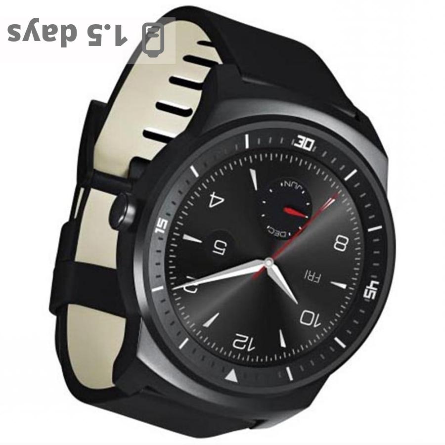 LG G WATCH R W110 smart watch