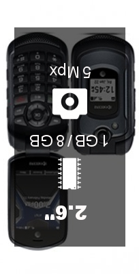 Kyocera DuraXE smartphone