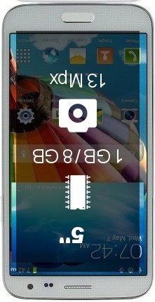 Tengda G900T smartphone