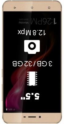 Walton Primo ZX2 mini smartphone