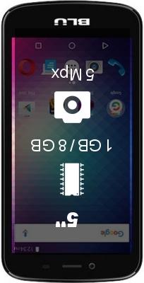 BLU Neo X LTE smartphone