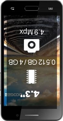 DOOGEE Moon DG130 smartphone