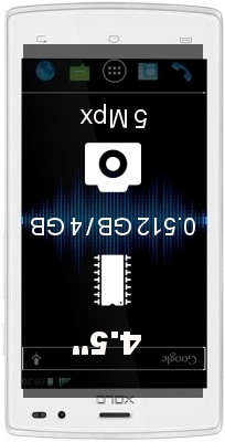 Xolo Q600 Club smartphone
