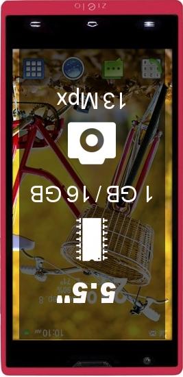 Woxter Zielo Z-820 smartphone