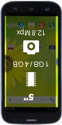 DOOGEE Discovery DG500C smartphone