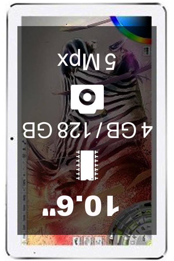 Cube Mix Plus 2 4GB 128GB tablet