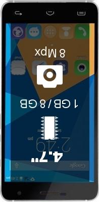 DOOGEE Iron Bone DG750 smartphone