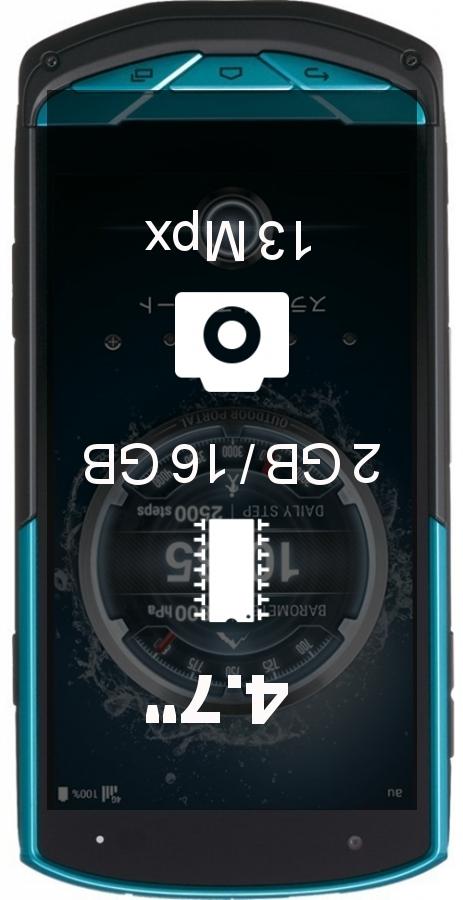 Kyocera Torque G02 smartphone