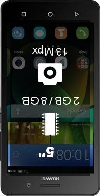 Huawei G Play mini smartphone