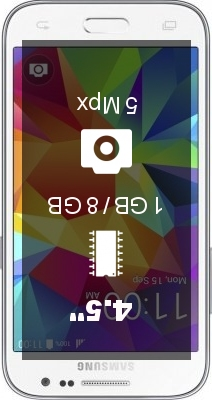 Samsung Galaxy Core Prime smartphone