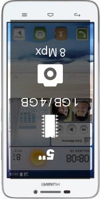 Huawei Ascend G630 smartphone